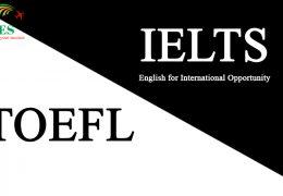 Điểm khác biệt về bài thi IELS và TOEFL cần biết